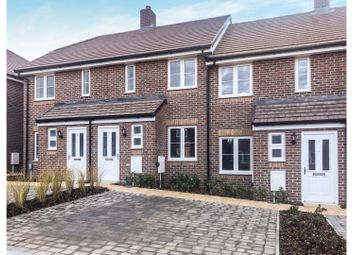 Thumbnail 2 bed terraced house for sale in St Lawrence Crescent, Coxheath, Maidstone