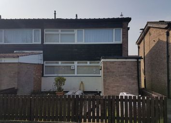 Thumbnail 3 bed end terrace house for sale in Linpole Walk, Kings Norton, Birmingham
