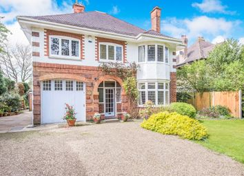 Thumbnail 4 bed detached house for sale in Grove Road, Burbage, Hinckley