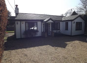 Thumbnail 3 bed detached bungalow to rent in Nr Bedmond Village, Harthall Lane