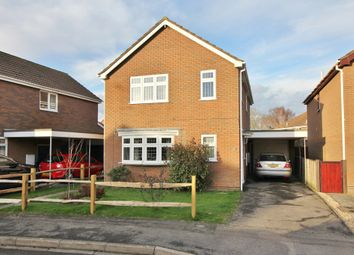 Thumbnail 4 bed detached house for sale in Tickner Close, Botley, Southampton