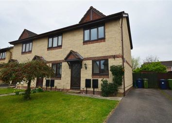 Thumbnail 2 bed end terrace house for sale in Brandon Close, Churchdown, Gloucester