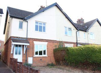 Thumbnail 3 bed semi-detached house for sale in Bockhampton Road, Lambourn