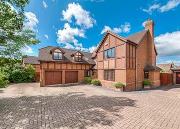 Thumbnail 5 bed detached house for sale in Vache Lane, Shenley Church End, Milton Keynes, Buckinghamshire