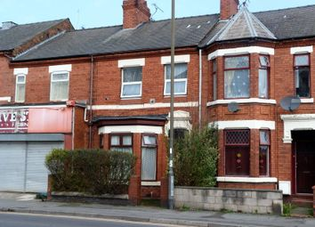 Thumbnail 3 bedroom terraced house for sale in West Street, Crewe, Cheshire
