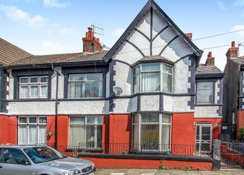 Thumbnail 4 bed semi-detached house for sale in Bristol Road, Wavertree, Liverpool