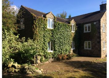 Thumbnail 5 bed detached house for sale in Rockside, Mow Cop, Stoke-On-Trent