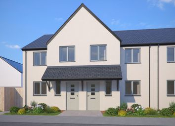Thumbnail 3 bed terraced house for sale in The Kedleston, Greenspire, Clyst St Mary, Exeter, Devon