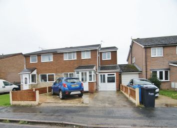 Thumbnail 4 bed semi-detached house for sale in Elder Close, Warton