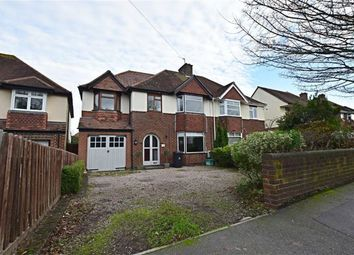 Thumbnail 4 bed semi-detached house for sale in Lansdown Road, Gloucester
