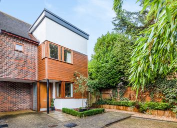 Thumbnail 4 bed semi-detached house for sale in Edwards Close, Kings Worthy, Winchester