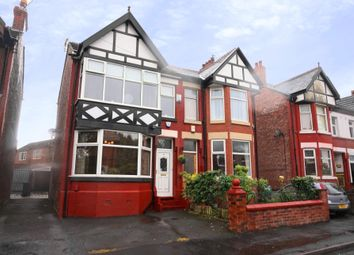 Thumbnail 4 bed semi-detached house for sale in Windmill Lane, Stockport