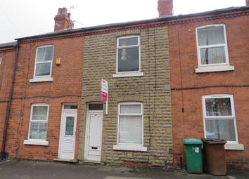 Thumbnail 2 bedroom terraced house for sale in Minerva Street, Bulwell, Nottingham