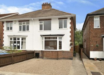 Thumbnail 3 bed semi-detached house for sale in Cedar Avenue, Long Eaton, Nottingham