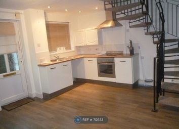 Thumbnail 1 bed terraced house to rent in Bronwydd, Birchgrove, Swansea