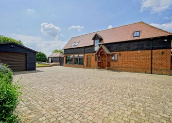 Thumbnail 3 bed detached house for sale in Gypsy Lane, Biggleswade