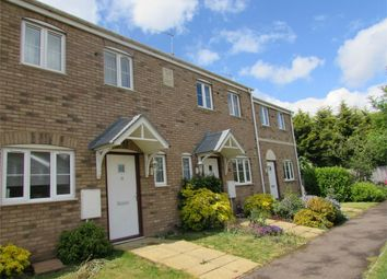 Thumbnail 2 bed terraced house to rent in Station Approach, Somersham, Huntingdon