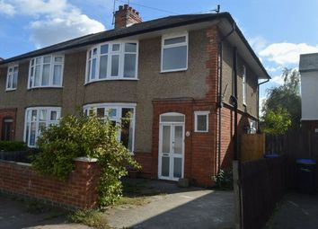 Thumbnail 3 bed semi-detached house to rent in Broadmead Avenue, Abington, Northampton