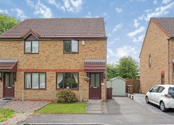2 bed semi-detached house for sale in Oxenhope Close, Derby DE23