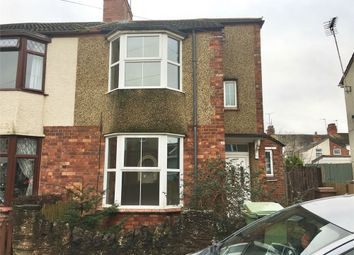 Thumbnail 3 bedroom semi-detached house to rent in Highfield Road, Wellingborough, Northamptonshire