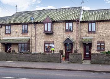 Thumbnail 3 bed terraced house for sale in Poles Court, Whittlesey, Peterborough