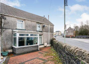 Thumbnail 1 bed semi-detached house for sale in Duffryn Road, Caerau, Maesteg