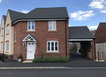 Thumbnail 3 bed semi-detached house to rent in Elmwood Road, Arleston, Telford