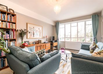 Thumbnail 1 bed flat for sale in Ruskin Park House, Champion Hill, London