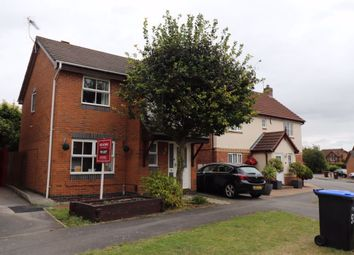 Thumbnail 3 bed property to rent in Cottesbrooke Gardens, Wootton, Northampton