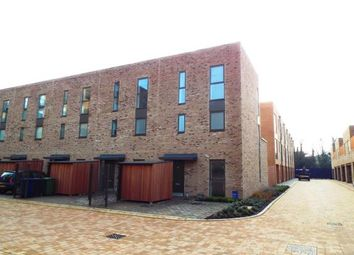 Thumbnail 3 bedroom end terrace house for sale in Trumpington, Cambridge, Cambridgeshire