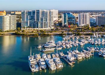Thumbnail 3 bed town house for sale in 1155 N Gulfstream Ave #1001, Sarasota, Florida, 34236, United States Of America