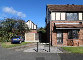 Thumbnail 2 bed property for sale in Hilton Close, Belton, Doncaster