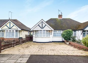 Thumbnail 2 bed semi-detached bungalow for sale in Hillrise Avenue, Watford