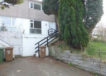 Thumbnail 2 bed terraced house to rent in Eglwysilan Way, Abertridwr, Caerphilly