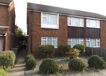 Thumbnail 2 bed maisonette for sale in Foresters Crescent, Bexleyheath, Kent