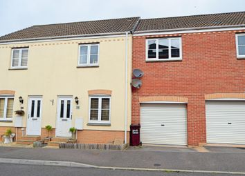 Thumbnail 2 bedroom terraced house for sale in Raleigh Drive, Culllompton