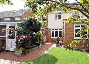 Thumbnail 3 bed semi-detached house for sale in Holmoaks, Rainham, Gillingham