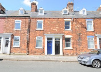 Thumbnail 3 bed terraced house to rent in Grove Park, Beverley