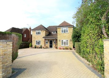 Thumbnail 4 bed detached house for sale in Crispin Way, Farnham Common, Slough