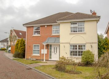 Thumbnail 4 bed detached house for sale in Calford Drive, Haverhill
