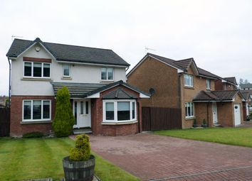 Thumbnail 4 bed detached house for sale in Paxton Crescent, Mavor Park Gardens, East Kilbride