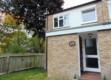 Thumbnail 3 bedroom end terrace house for sale in Viney Bank, Courtwood Lane, Forestdale