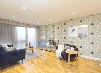 Thumbnail 2 bed flat for sale in Franklin Court, Shenley Road, Borehamwood, Hertfordshire