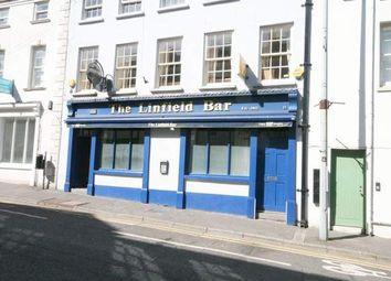 Thumbnail Pub/bar for sale in The Linfield Bar, 9–11 Bridge Street, Lisburn, County Down