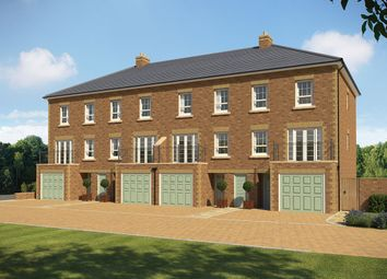 "Thumbnail 4 bed end terrace house for sale in ""Fitzroy End"" at James Whatman Way, Maidstone"