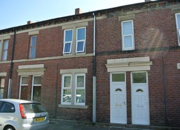 Thumbnail 2 bed flat to rent in Warwick Road, Wallsend