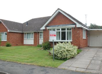 Thumbnail 2 bed bungalow for sale in St. Marys Road, Alcester