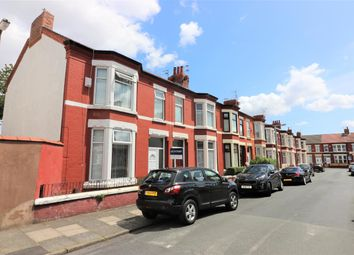 Thumbnail 3 bed terraced house for sale in Hothfield Road, Wallasey