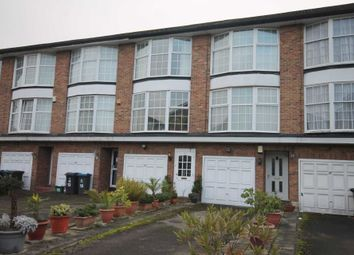 Thumbnail 3 bed terraced house for sale in St. James Close, New Malden