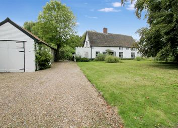 Thumbnail 4 bedroom cottage for sale in The Street, North Lopham, Diss
